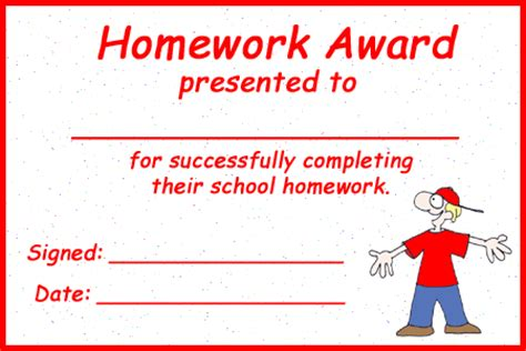 How to present your homework in a creative way